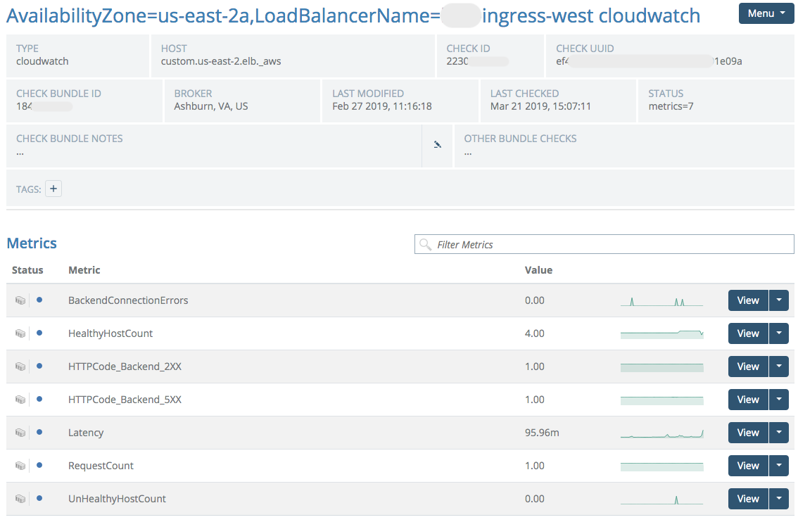 Tuning AWS EC2 instances with CloudWatch metric analysis | Circonus