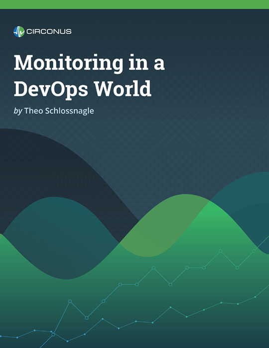 Monitoring in a DevOps World