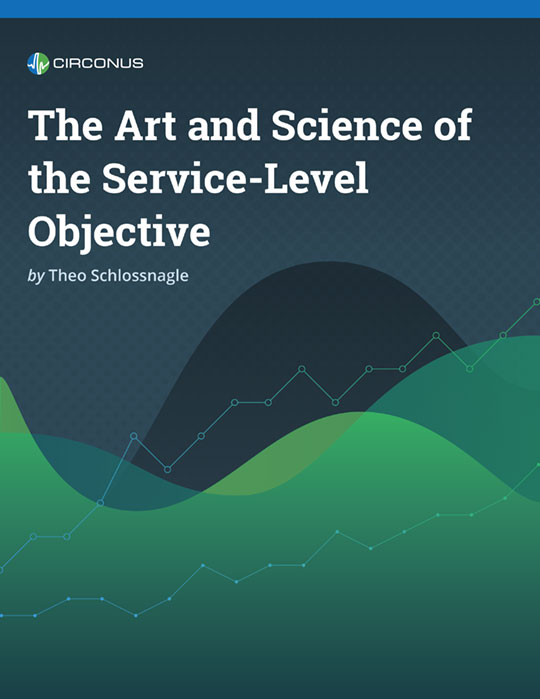The Art and Science of the Service Level Objective